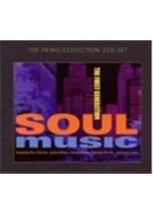 Various Artists - Soul Music (The First Generation) (Music CD)