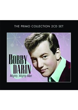 Bobby Darin - Mighty Mighty Man (Music CD)