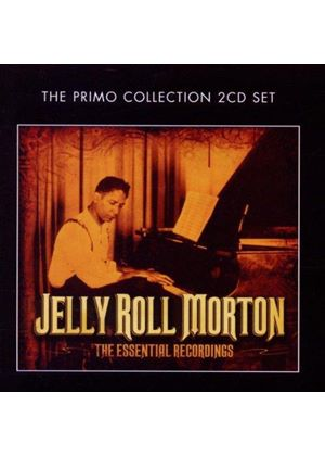 Jelly Roll Morton - Essential Recordings (Music CD)
