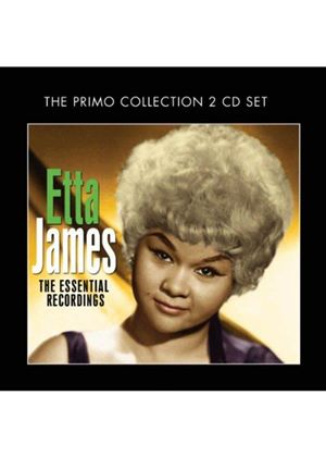 Etta James - Essential Recordings (Music CD)