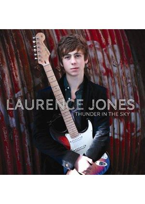 Laurence Jones - Thunder In The Sky (Music CD)