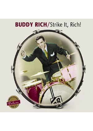 Buddy Rich - Strike It, Rich! (Music CD)