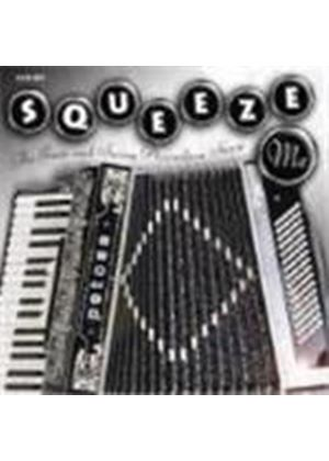 Various Artists - Squeeze Me: The Jazz And Swing Accordion Story