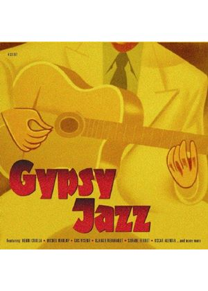 Various Artists - GYPSY JAZZ  4CD