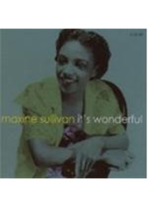 Maxine Sullivan - IT'S WONDERFUL  4CD