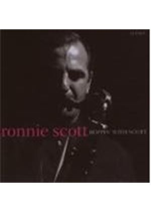 Ronnie Scott - BOPPIN'WITH SCOTT 4CD