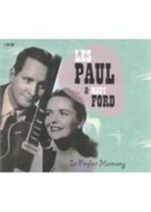 Les Paul & Mary Ford - IN PERFECT HARMONY  4CD
