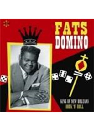 Fats Domino - King Of New Orleans Rock 'N' Roll
