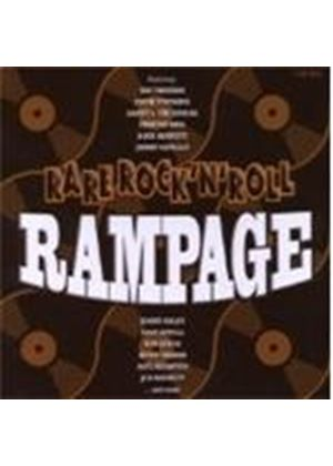 Various Artists - Rare Rock 'N' Roll Rampage