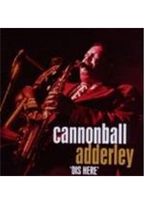 Cannonball Aderley - Dis Here (Music CD)