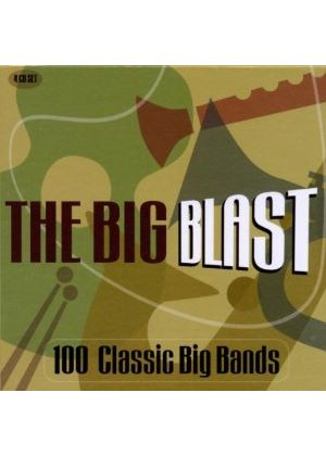 Various Artists - Big Band Blast (100 Classic Big Bands) (Music CD)