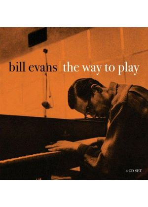 Bill Evans - Way to Play (Music CD)