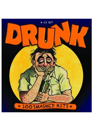 Various Artists - Drunk (100 Smashed Hits) (Music CD)