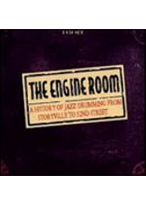 Various Artists - The Engine Room: History Of Jazz Drumming (Music CD)