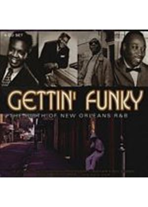 Various Artists - Gettin Funky - The Birth Of New Orleans R n B (Music CD)