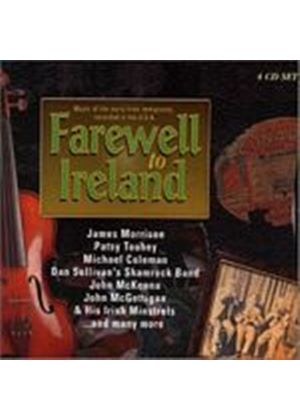 Various Artists - Farewell To Ireland (Music CD)