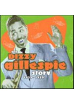 Dizzy Gillespie - The Dizzy Gillespie Story 1939 - 1950 (Music CD)
