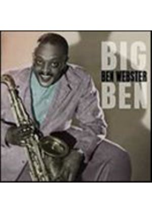 Ben Webster - Big Ben (Music CD)