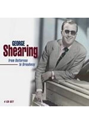 George Shearing - From Battersea To Broadway (Music CD)