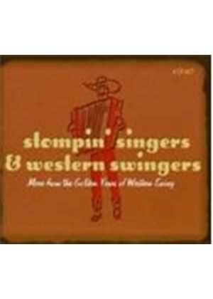 Various Artists - Stompin' Singers And Western Swingers