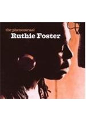 Ruthie Foster - Phenomenal Ruthie Foster (Music CD)