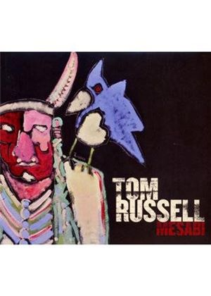 Tom Russell - Mesabi (Music CD)