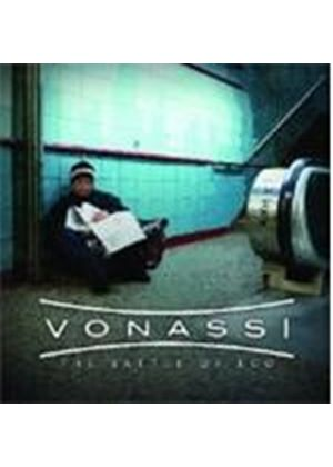 Vonassi - Battle Of Ego, The (Music CD)