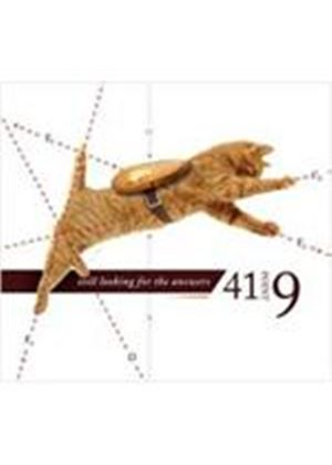 41Point9 - Still Looking For Answers (Music CD)