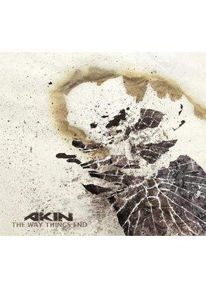 Akin - The Way Things End (Music CD)