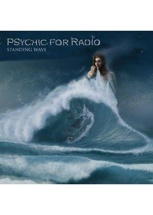 Psychic For Radio - Standing Wave (Music CD)