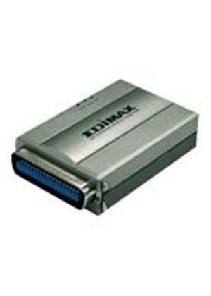 Edimax PS 1206P - Print server - parallel - EN, Fast EN - 10Base-T, 100Base-TX