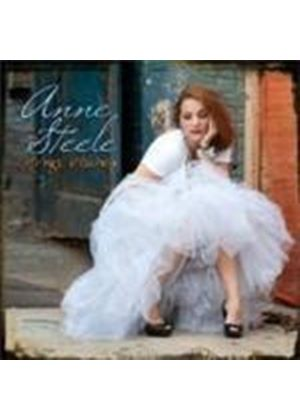 Anne Steele - Strings Attached (Music CD)