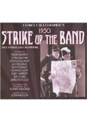 John Mauceri - Strike Up the Band, the Reconstructed 1930 Broadway Score (Original Soundtrack) (Music CD)