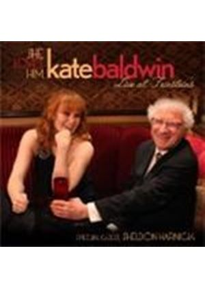 Kate Baldwin - She Loves Him (Live at Feinstein's/Live Recording) (Music CD)