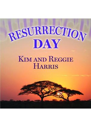 Kim & Reggie Harris - Resurrection Day (Music CD)