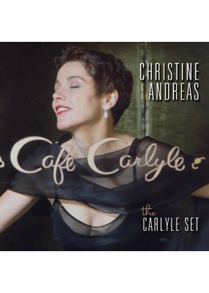Christine Andreas - The Carlyle Set (Live At Café Carlyle/Live Recording) (Music CD)