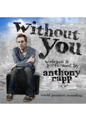 Anthony Rapp - Without You (Original Soundtrack) (Music CD)