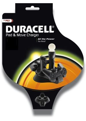 Duracell Pad and Move (PS3)