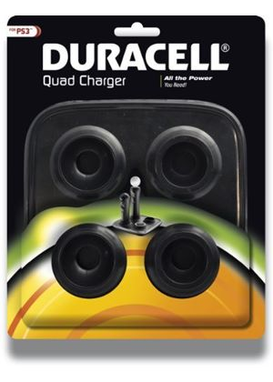 Duracell Move Dual Charger (PS3)
