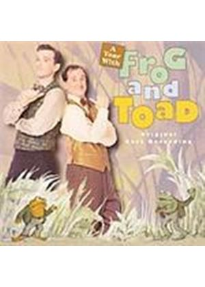 Original Broadway Cast - Year With Frog And Toad, A (Music CD)