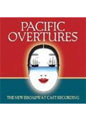 New Broadway Cast - Pacific Overtures (Music CD)