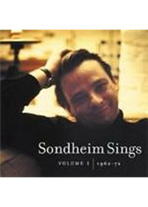 Stephen Sondheim - Sondheim Sings Vol.1 1962-1972 (Music CD)