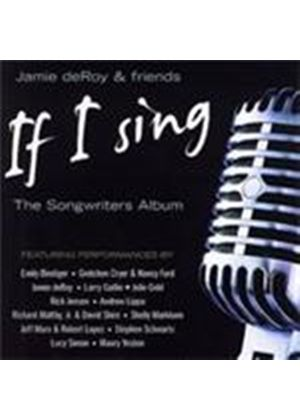 Various Artists - If I Sing (Music CD)