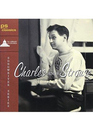 Charles Strouse - Charles Sings Strouse (Music CD)