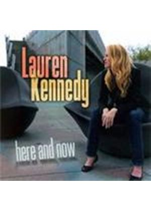 Lauren Kennedy - Here And Now (Music CD)