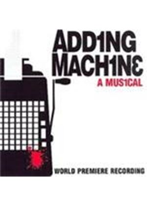 Various Artists - Adding Machine (A Musical) (Music CD)