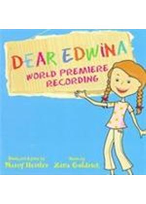 Kerry Butler - Dear Edwina (Music CD)