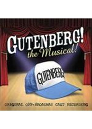 Original Broadway Cast - Gutenberg The Musical (Music CD)