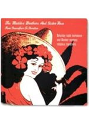 Maddox Brothers & Rose (The) - From Dancefloor To Devotion (Music CD)