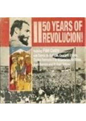 Various Artists - 50 Years Of Revolution (Music CD)